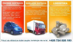 Služby Autodopravy Kopecký Transport
